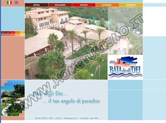 Hotel Villaggio Baia Degli Dei ****