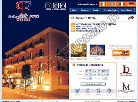 Hotel Palazzo Foti ****