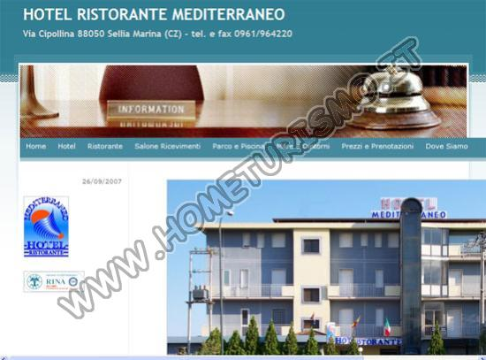 Hotel Risrtorante Mediterraneo ***