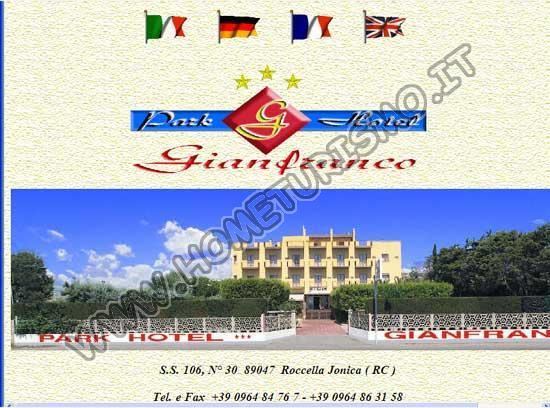 Park Hotel Gianfranco ***