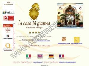 Hotel Ristorante La Casa di Gianna ****
