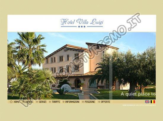 Hotel Villa Luigi ***