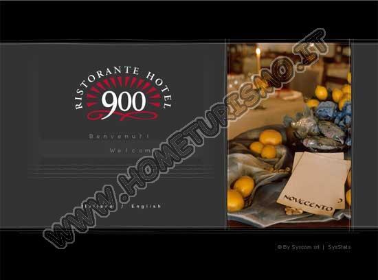 Hotel Ristorante 900