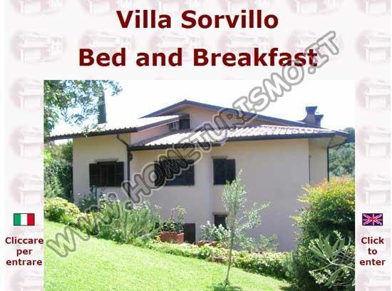B&B Villa Sorvillo