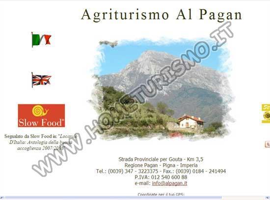 Agriturismo Al Pagan