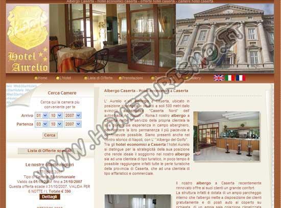 Hotel Aurelio ***