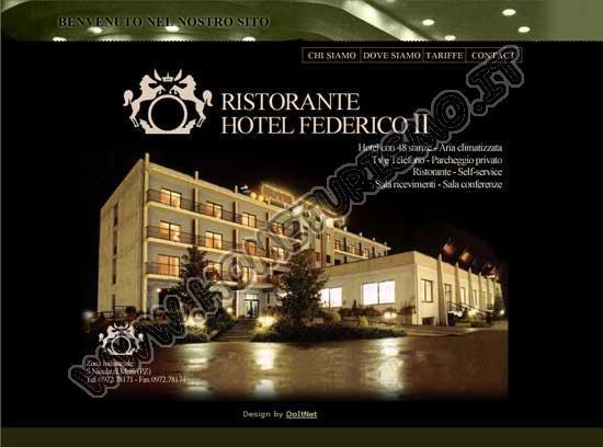 Hotel Ristorante Federico II
