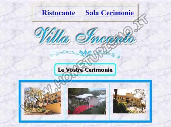 Ristorante Villa Incanto