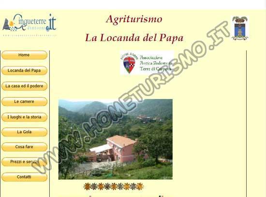 Agriturismo Locanda del Papa