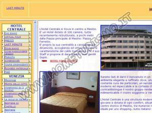 Hotel Centrale Venezia ***