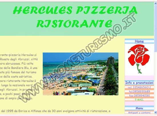 Ristorante Pizzeria Hercules