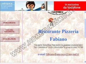 Ristorante Pizzeria Fabiano