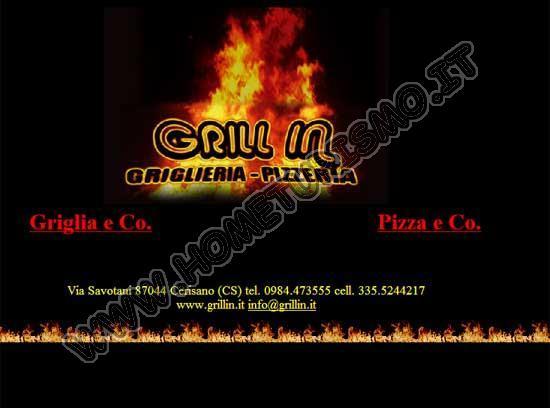 Pizzeria Grigleria Grill In