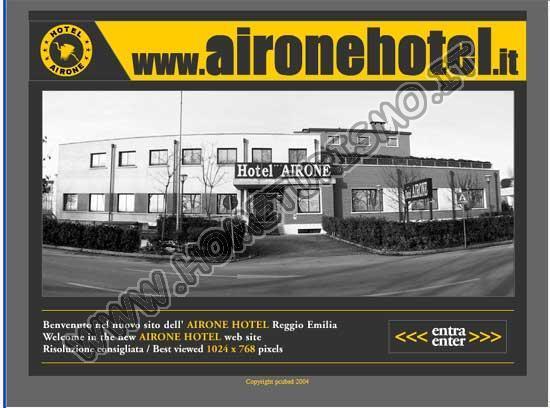 Airone Hotel ***