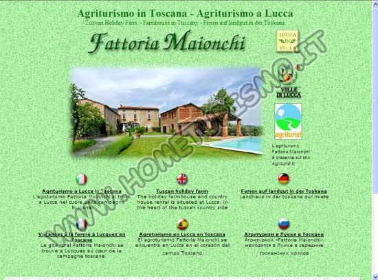Agriturismo Fattoria Maionchini