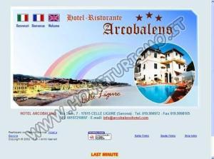 Hotel Ristorante Arcobaleno ***