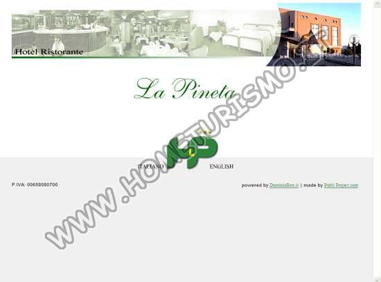 Hotel Ristorante la Pineta ***